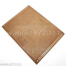 5×Prototype PCB Board 12*16cm Universal Bread Board 2500 Holes Sigle Side Copper