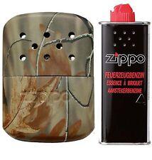 Zippo Handwärmer / Taschenofen, realtree mit 1x ZIPPO Benzin