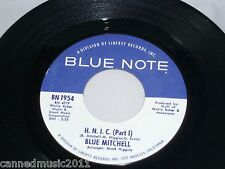 Blue Mitchell: H.N.I.C. / pt. 2  [ new Unplayed Copy]