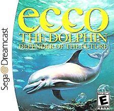 Ecco the Dolphin: Defender of the Future - Sega Dreamcast (Complete)