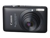 Canon PowerShot Digital ELPH SD1400 IS / IXUS 130 14.1MP Digital Camera - Blue