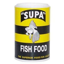Supa Fish Food 50g Coldwater Tropical Fish Food Complete Aquatic Food Aquarium
