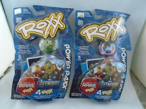 Roxx Power Paxx Marvel Avengers Lot of 2