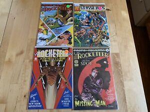 Starslayer # 2 (Pacific Comics 1982) 1st Rocketeer Dave Stevens COMIC LOT
