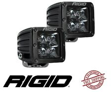 "Rigid Industries D-Series PRO Midnight Edition 3"" LED Cube Light Set - Spot"