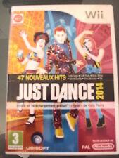 JEU NINTENDO WII & WII U @@ JUST DANCE 2014 @@ COMPLET