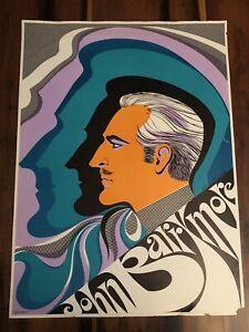 John Barrymore + WC Fields Mae WEST Posters by Elaine Havelock Hanelock e4