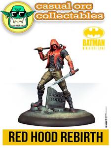Batman Miniature Game: Red Hood (Rebirth)