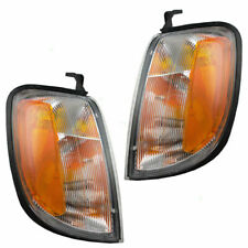 FITS FOR FRONTIER 1998 1999 2000 CORNER LAMP RIGHT & LEFT PAIR (00-01 X-TERRA)