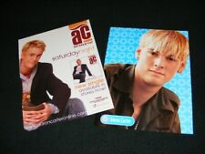 AARON CARTER magazine clippings