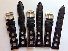 Cinturino in Vera Pelle Vintage TROPIC PREMIUM  20 22 per Rolex Submariner Omega