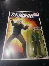 Custom Jason Vorhees Friday The 13th Figure. GI. Jason /GI Joe