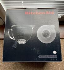 KitchenAid 4.8L Glass Bowl with Lid