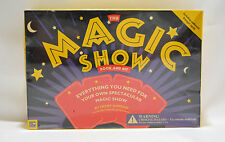 The Magic Show Book and Kit by Henry Gordon With Props You Need For A Magic Show