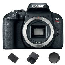 Canon EOS Rebel T7i DSLR Camera (Body Only) Brand New Daily Deal