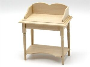 DOLLS house furniture LEGGERO LEGNO RIPIANI CUCINA IN SCALA 12A