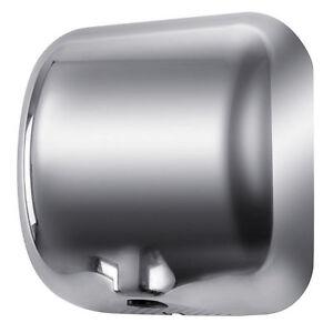 Aquarius Eco Dry Hand Dryer Polished Chrome