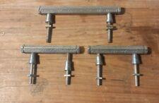 3 x Reclaimed Vintage Drawer Pull Handles