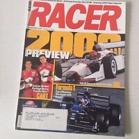 Racer Magazine Al Unser & Villeneuve March 2000 060117nonrh3
