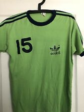 Adidas originals vintage retro old school  1970's tee shirt