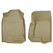 Classic Front Floor Mat Tan for Avalanche/Escalade/H2/Sierra/Tahoe/Yukon 99-09