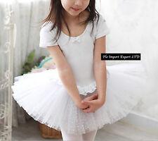 Vestito Tutù Saggio Danza Bambina - Girl Ballet Tutu Dress DANC01