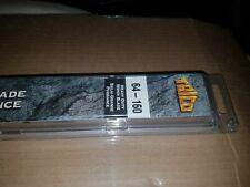 Trico Windshield Wiper Blade Heavy Duty Three Bar Blade (Silver) 64-160