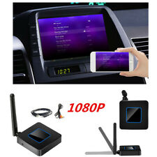Car&Home Wifi Screen Mirroring Airplay DLNA Miracast HDMI Dongle For IOS Windows