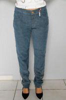 pantalon velours M&F GIRBAUD tiagageddon TAILLE 32 (42) NEUF prix boutique 250€