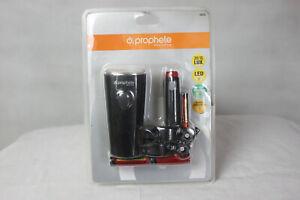 Prophete LED-Batterieleuchten-Set umschaltbar von 30 auf 15 Lux