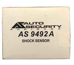 Prestige Audiovox Security Alarm Dual Stage Shock Sensor AS 9492A