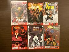 Wolverine and the X-Men 1-9 no 8 w/Annual 1 High Grade Marvel Lot Set CL49-51