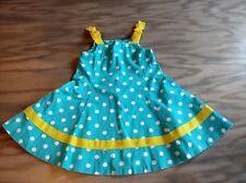 Girls Gymboree Polka Dot Dress Size 12-18 Months