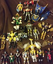 Power Rangers Action Figure Mixed Lot