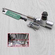 Silver Universal Motorcycle Hydraulic Clutch Master Cylinder Rod Brake Pump