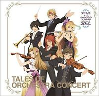 New 20th Anniversary Tales of Orchestra Concert Album CD #