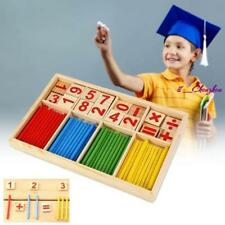 Wooden Montessori Educational Toy for Kids Mathematics Math Toys SK