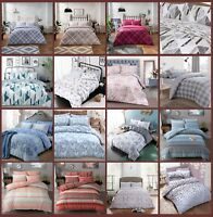 Duvet Cover Pillow Case Quilt Cover Bedding Set Single Double King Super king