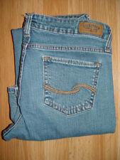 Levi Strauss Signature Junior's Denim Blue Jeans Mid Rise  9 M ins. 31