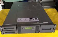 AJO42A HP MSL2024   Ultrium 1840 FC DRV SAS Tape Library