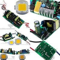 10W 20W 30W 50W 100W Cool White LED Chips Light High Power Driver Power Supply