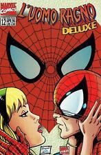 comics L'UOMO RAGNO DELUXE n.12 Panini Marvel Italia