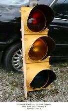 Traffic Signal 3 Light - Full Size