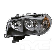 TYC Left Halogen Headlight For BMW X3 2004-2006 Models