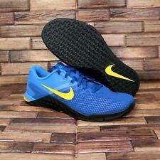 Nike Metcon 4 XD Team Royal Amarillo Training Shoes BV1636-474 Mens Size 10.5