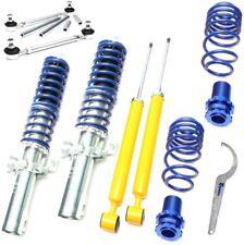 Ta Suspensión Roscada Premium Azul + Barras Estabilizadoras > Polo 9N/6R/