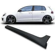 2 BAS DE CAISSE ABS VW GOLF 6 LOOK GTI SUR MESURE POUR BERLINE 3P 5P TDI GTI R20
