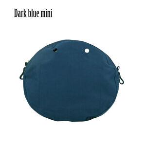 New Inner Lining Insert Zipper Pocket for Obag twist for O Bag twist Women bag