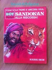 evado mancoliste figurine SANDOKAN ALLA RISCOSSA Boy 1976 nuove € 0,80