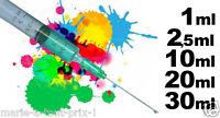 SERINGUE & AIGUILLE 1-2-5-10-20-30-60-ML NADEL UND SPRITZE NEEDLE WITH SIRYNGE
